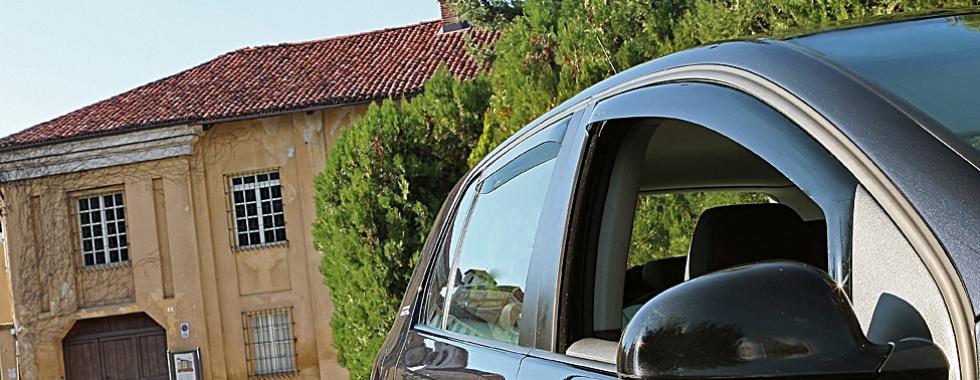 Deflettori daria antivento antiturbo Farad Toyota Ch-R 5 p dal 2017