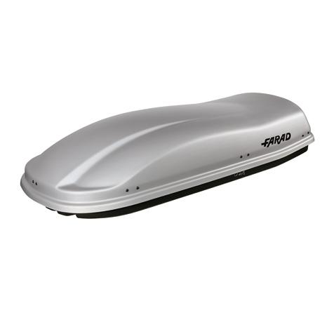 Farad Roof Box Marlin F3 480l Grey