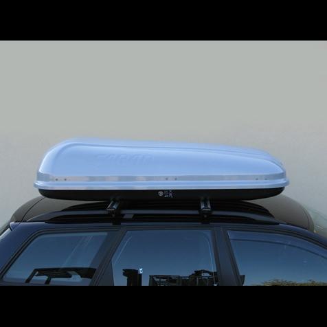 coffre de toit farad barracuda f1 450l gris m tallis. Black Bedroom Furniture Sets. Home Design Ideas