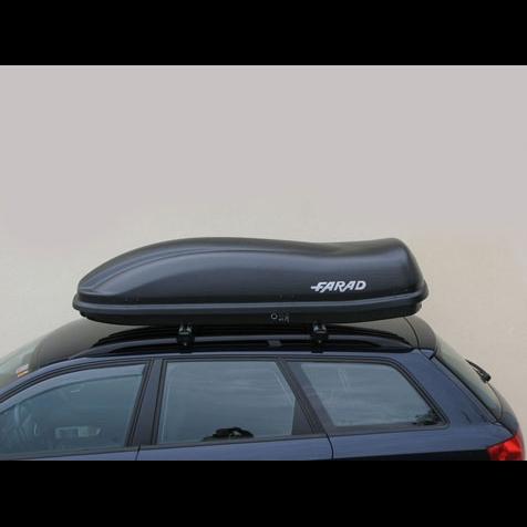 Farad Roof Box Marlin F3 480l Black