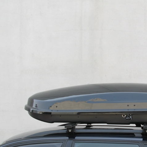 AUDI Q5 2008-2017 Nero con serratura anti furto Cross Rotaie Barre Tetto Rack